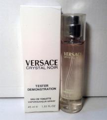 Versace Crystal  Noir 45ml tester