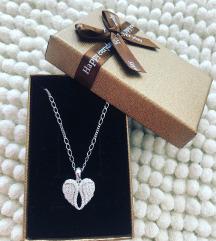 Predivan srce lancic