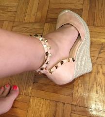 Platforma sandale like Valentino
