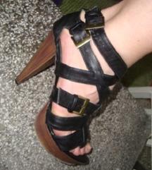 Original BOSS kozne sandale 38