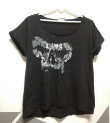 Majica sa skull printom