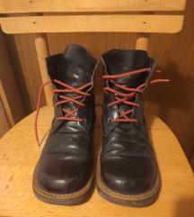 Crne kozne duboke cipele, 41