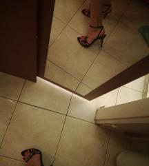 Italijanske kozne sandale!