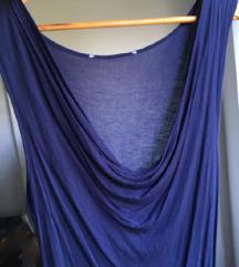 Calliope dugačka haljina teget