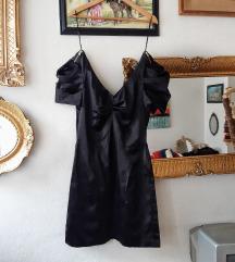 H&M satenska haljina KAO NOVA