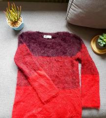 Plišani džemper