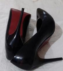 shic cipele crne elegantne