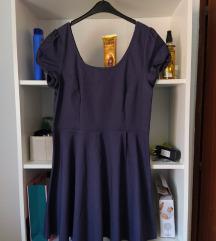 Asos plava elegantna haljina AKCIJA