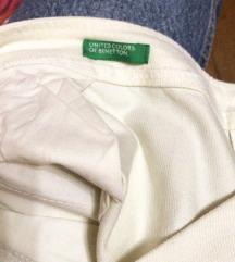Beneton bele pantalone