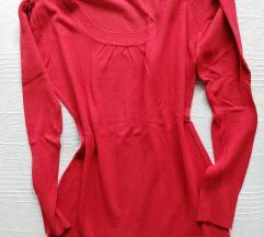 *SALE* OLA crveni tanki džemper, vel. S/M