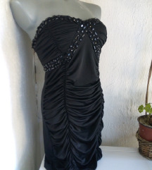 Vivi top svecana haljina M