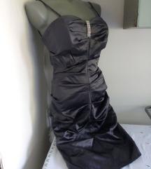Celo siva svecana haljina 42