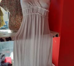 Bela haljina XL-XXL