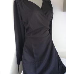 Nova Terranova crna haljina M