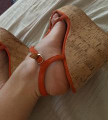 h&m sandale platforme  SNIZENJEEEEEEE!!!!!!  <3