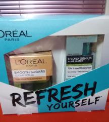 L'Oréal poklon set