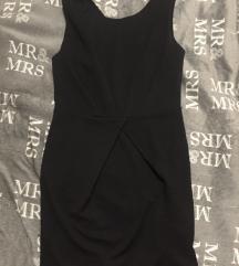 kratka crna haljina AKCIJA 500