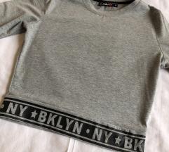 Crop majica New Yorker