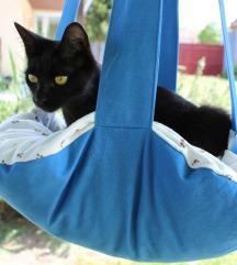 Viseća ležaljka krevet za mace bez nosača Novo