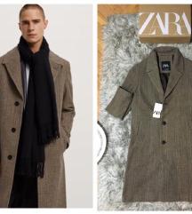 Zara Italy Premium Vuneni Kaput od 250Dolara