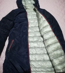 Zimska jakna sa dva lica