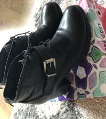 Cizme od prave koze