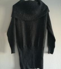 Džemper rolka sa cirkonima