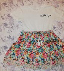 Next haljina za devojcicu 3-4