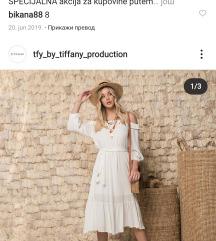 Tiffany haljina