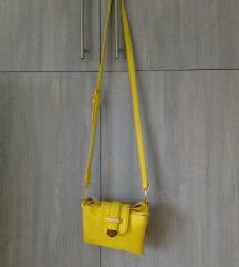 Žuta letnja torbica NOVO