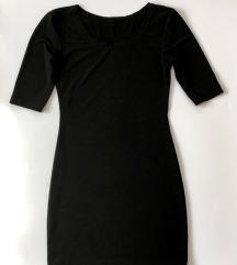 Klasicna crna haljina