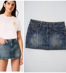 Mini suknja 🖤