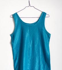 Plava Majica Na Bretele [VINTAGE]