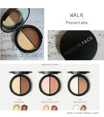 FOCALLURE DUO Highlighter & Contour 01 ORIG