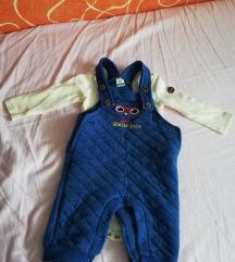 Komplet za bebe tregeri