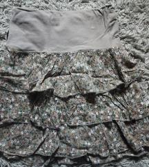 DANAS 400✿ Cvetna suknjica, vel. S