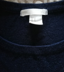 H&m tunika, haljina teget