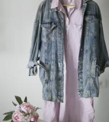 Rezz HM oversized haljina/ kosulja, vel. S
