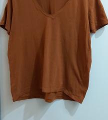 Zara kamel majica kao nova S/M