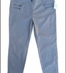 C&A slim fit pantalone 50 pune elastina novo