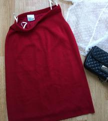Paola nova crvena suknja