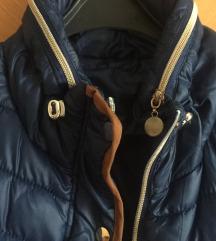 Kraljevski plavo, jaknica punjena..