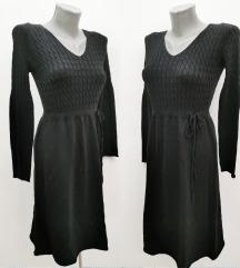 SA.HARA pletena haljina NOVO  M