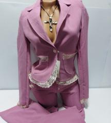 Balenciaga komplet jakna/pantalone 38/40