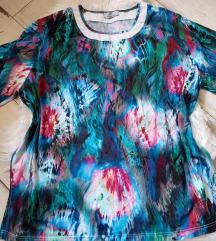 Sarena majica za punije dame 52/54