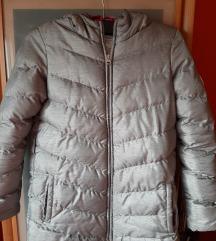 Sivo-srebrna zimska jakna Champion 152