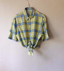 Vintage karirana košulja