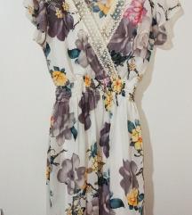 Predivna Italy nova haljina CVETNA 🌸