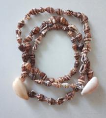 Ogrlice od skoljki