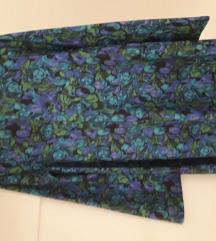 Zara cvetna haljina